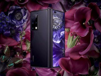 Huawei Mate X2 (Photo: @HuaweiMobile)