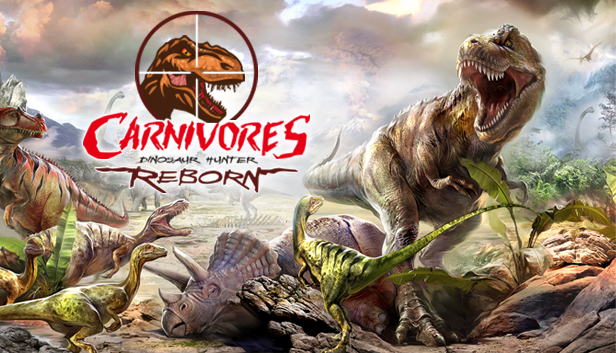 10 best Hunting Games for PS5 - Carnivores Dinosaur Hunting Reborn