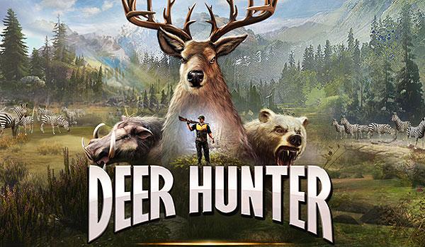 Ten best Hunting Games for Playstation 5 - Deer Hunter