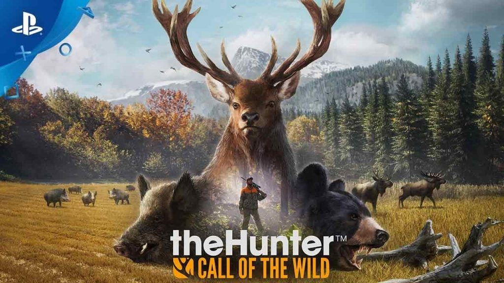 Best hunting games for playstation 5 - The hunter call of the wild
