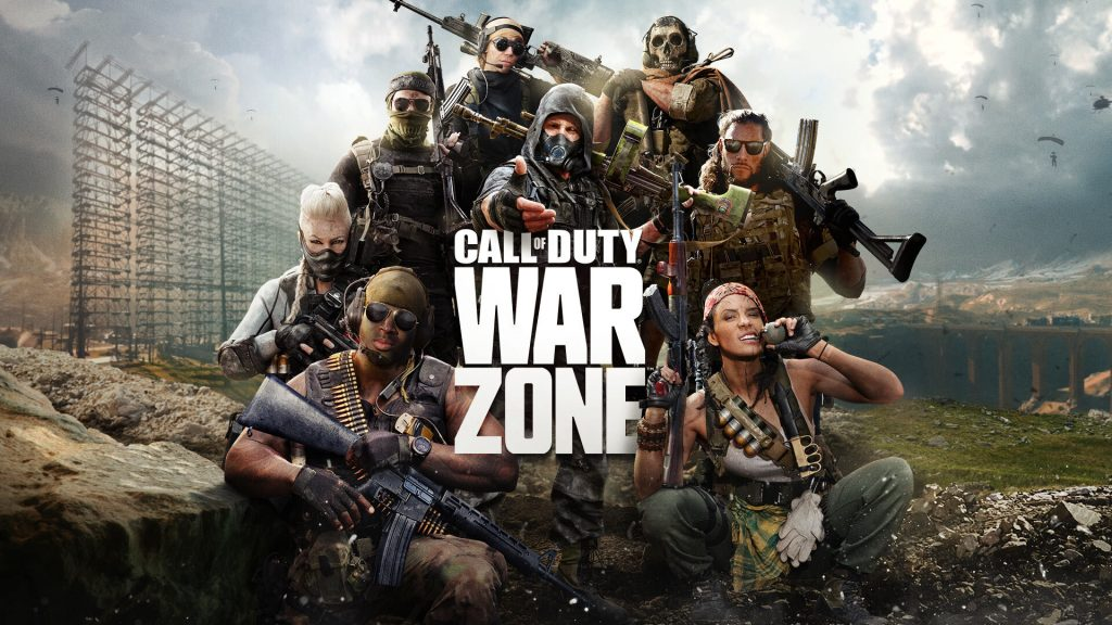 Best Battle Royal Game for PS5 - COD