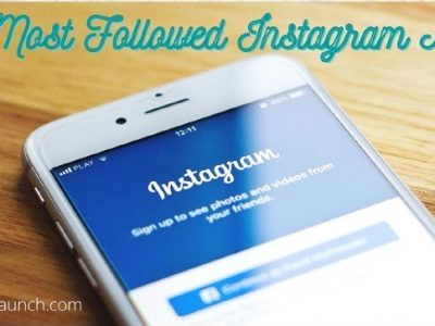 Top 25 most followed Instagram accounts in the world 2021