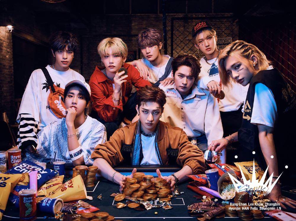 Stray Kids (SKZ) Members